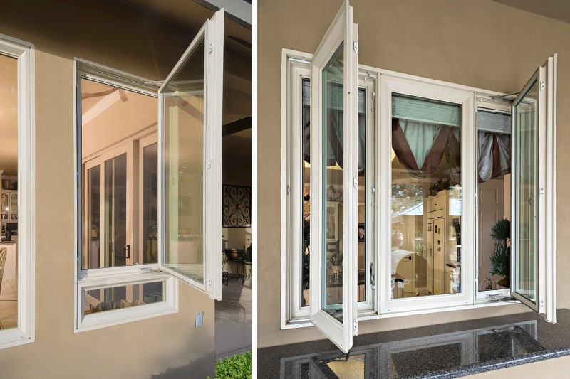 Anlin casement windows
